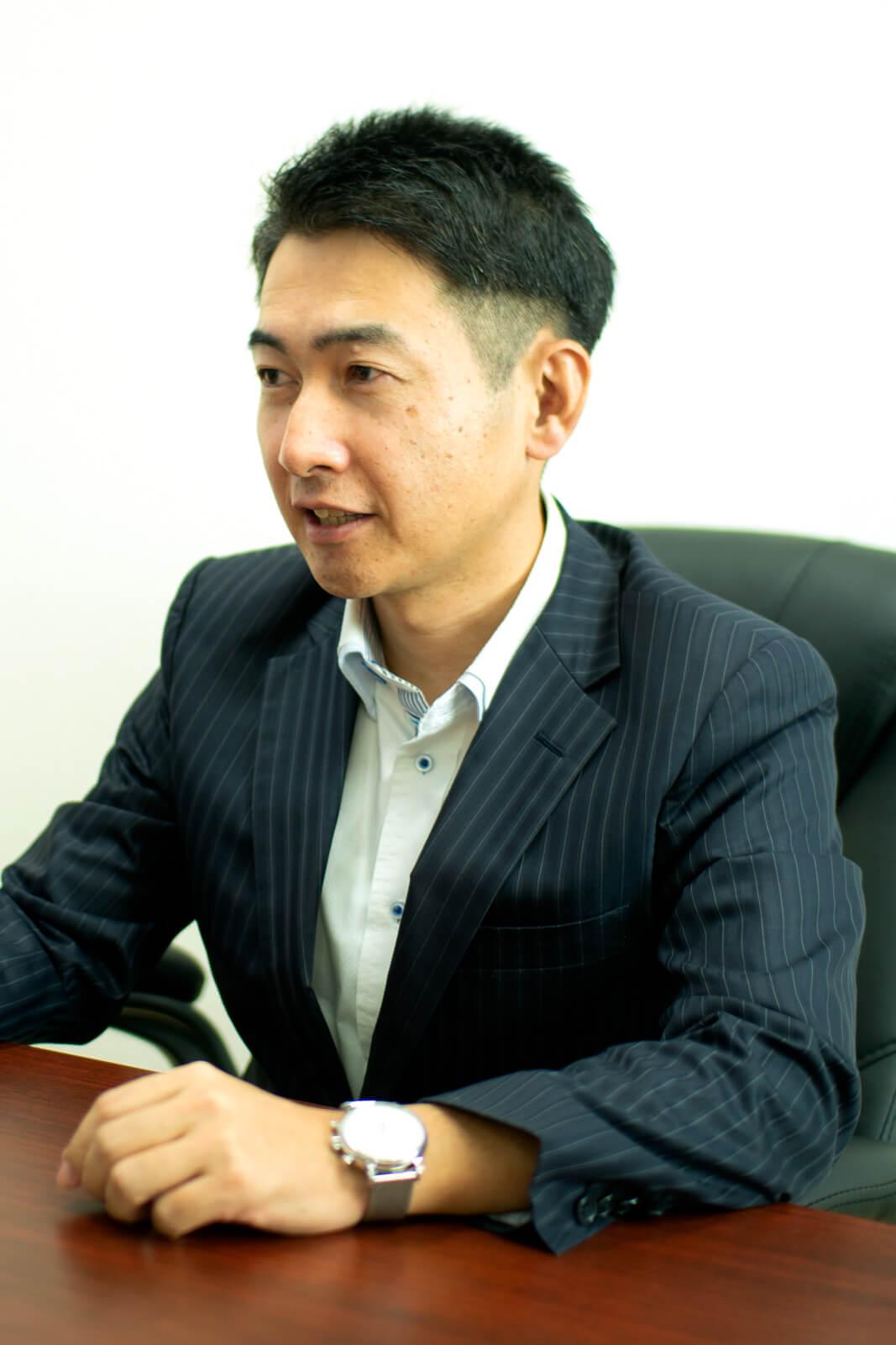 株式会社サクシード 代表取締役 水沼啓幸